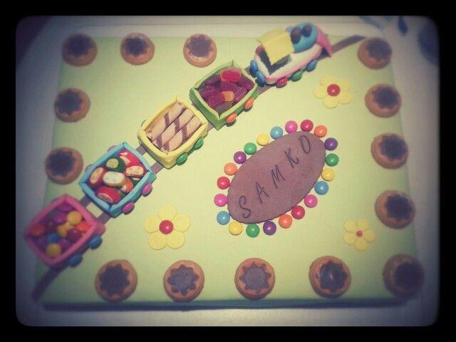 Nephews B-day cake