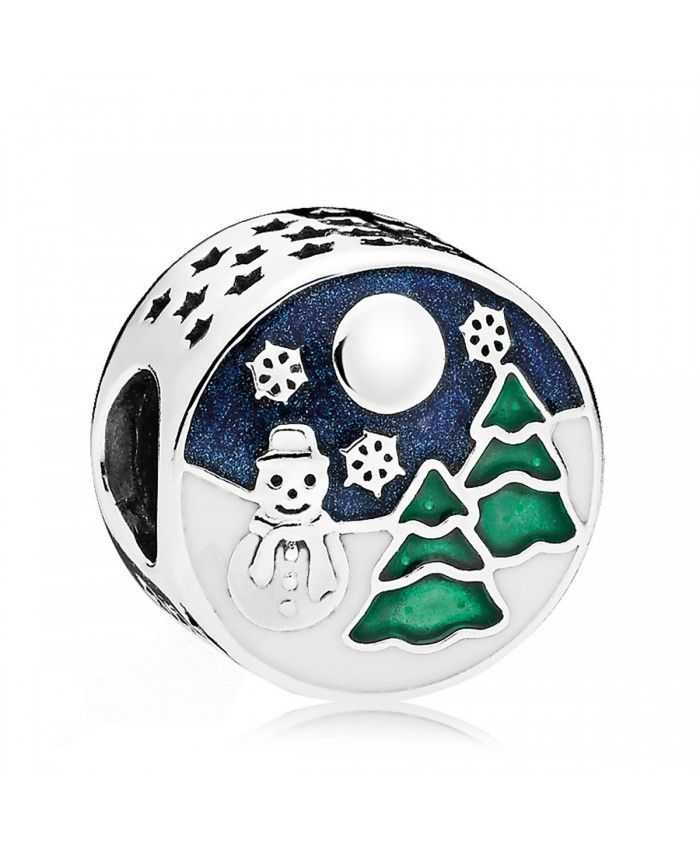 Pandora Snowy Wonderland Charm Sale