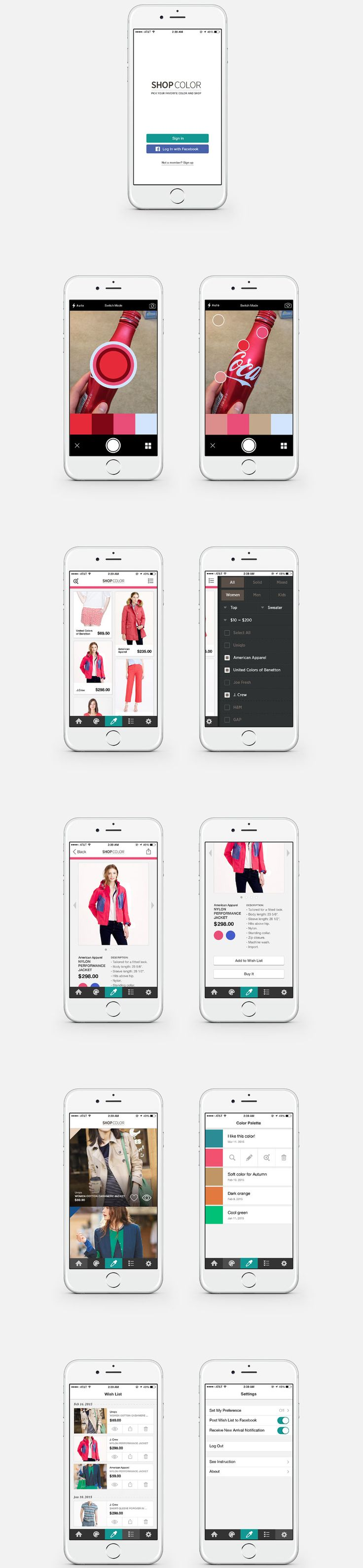Daily Mobile UI Design Inspiration #514