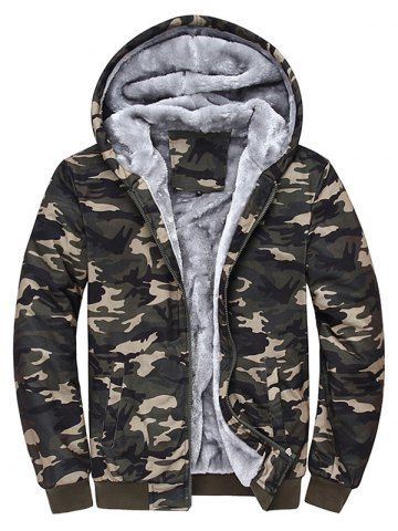 GET $50 NOW | Join RoseGal: Get YOUR $50 NOW!http://www.rosegal.com/mens-hoodies-sweatshirts/thermal-zip-up-camouflage-hoodie-878398.html?seid=3634767rg878398