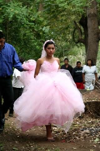 For a Latino girl, her fifteenth birthday is special, marking her entry into womanhood. It is celebrated as her quinceanero, which means 15th celebration. There is a special mass, gifts, and a fiesta. This is a pic of a young girl in her white quiceanero dress. There is a scene in Midnight Promise that explains this Latino tradition.