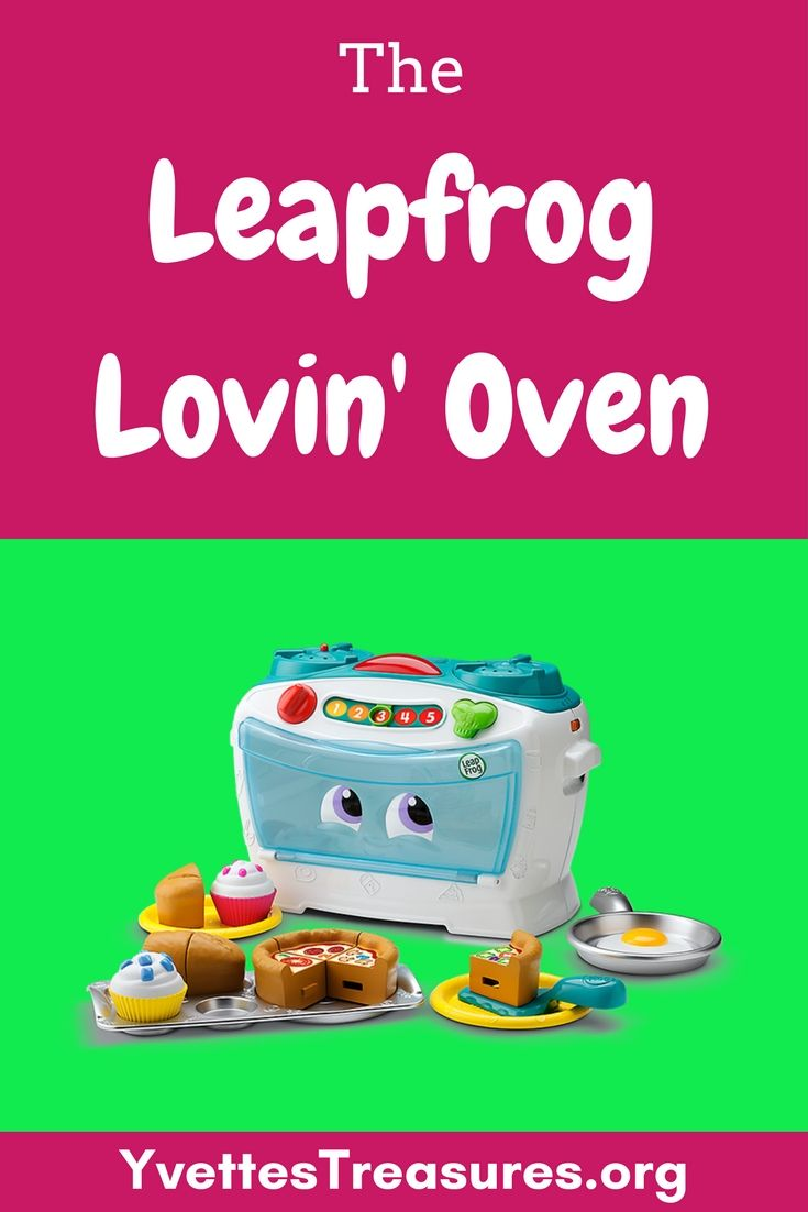 Leapfrog Learning Oven an awesome gift for a toddler