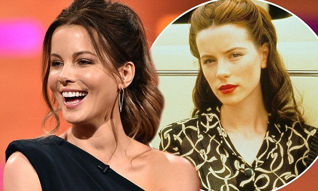 Kate Beckinsale reveals she was told to 'work out' for Pearl Harbor