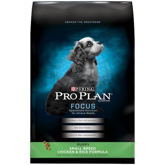 Today Only! Purina Pro Plan Dog Food 4-6lb Bags Just $0.50/Each!