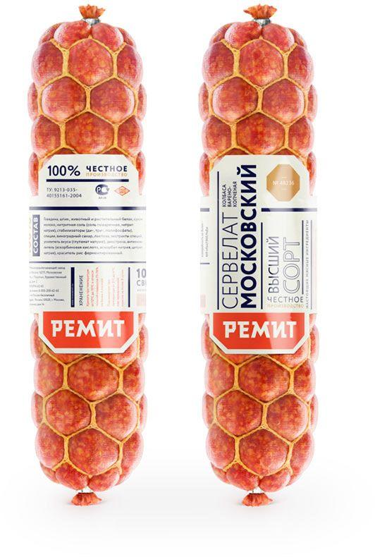 Remit —russian sausage brand on Behance