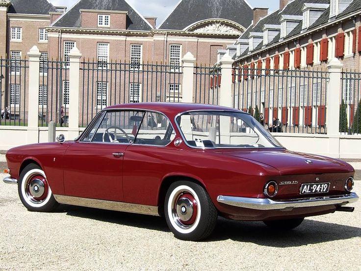 BMW 3200 CS - 1964   Bmw, Coupe, Bmw car