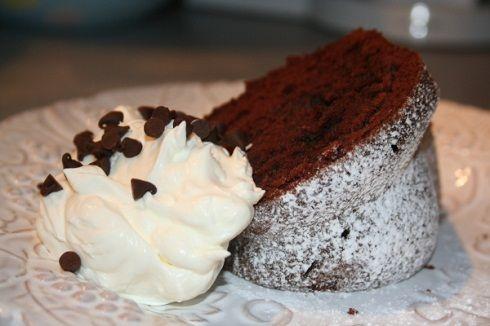 Chocolate Velvet Fudge Bundt Cake Recipe