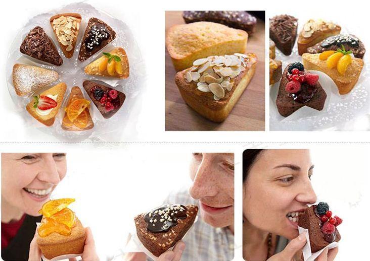 Пищевого силикона выпечки пан пудинг желе булочки форма кекс формы формы DIY формы для выпечки инструменты лоток мак купить на AliExpress