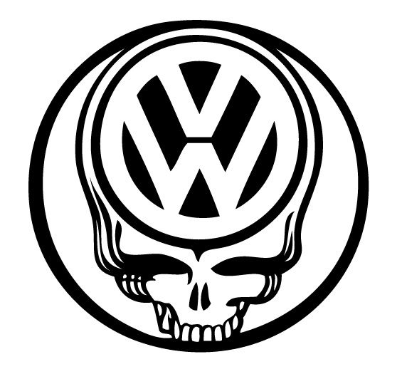 Stickers Volkswagen Beetle