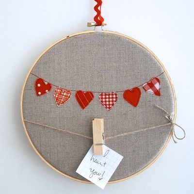 10 Simple Valentine Decorations - HoneyBear Lane