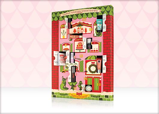 Benefit Cosmetics - candy-coated countdown #benefitbeauty