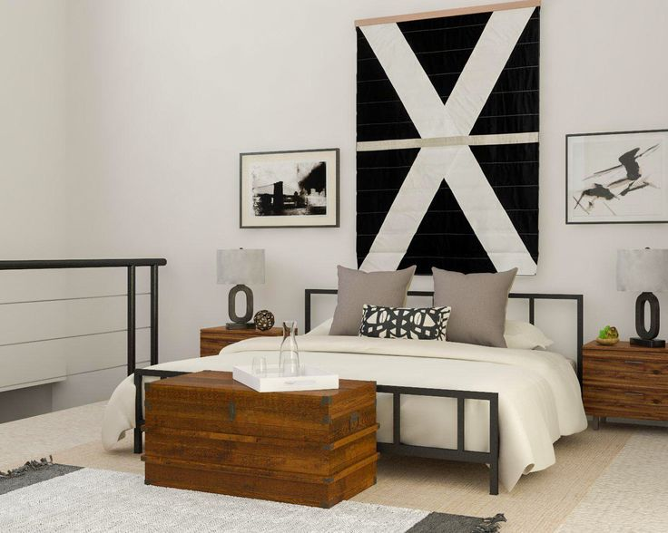 ideas wood modern midcentury style dark decorating in bedroom mid century walls