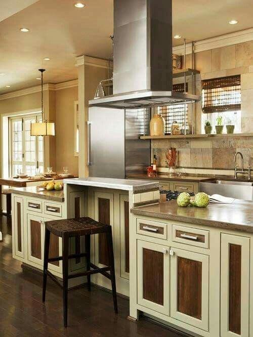 Mejores 359 imágenes de Kitchens Inspiring & Creative Spaces en ...