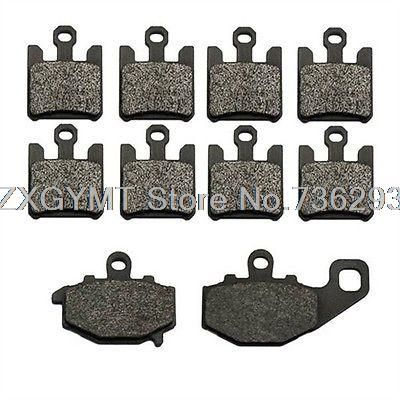 34.98$  Watch here - http://alicoc.shopchina.info/1/go.php?t=32791899483 - Brake Pads 2004 2005 2006 2007 for Kawasaki Zx10 Zx10r Zx1000 Kev Carb Front + Rear MT-1565  #magazineonline