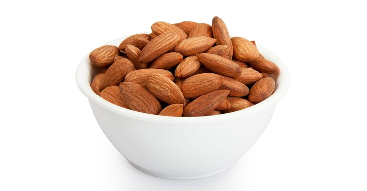 Soaking almonds helps peel the skin easily which contains an enzyme inhibitor that limits the body's digestion and nutrients absorption capability.