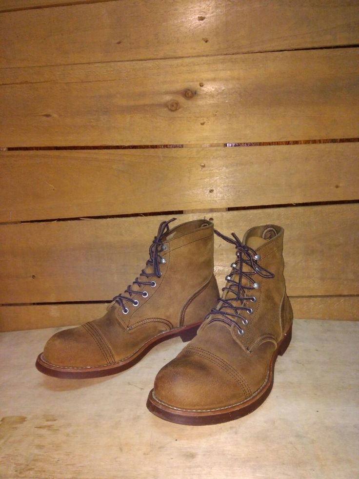 Red Wing 8113 muleskinner