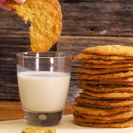 Curtis Stone's Oatmeal Coconut Butter Cookies Recipe