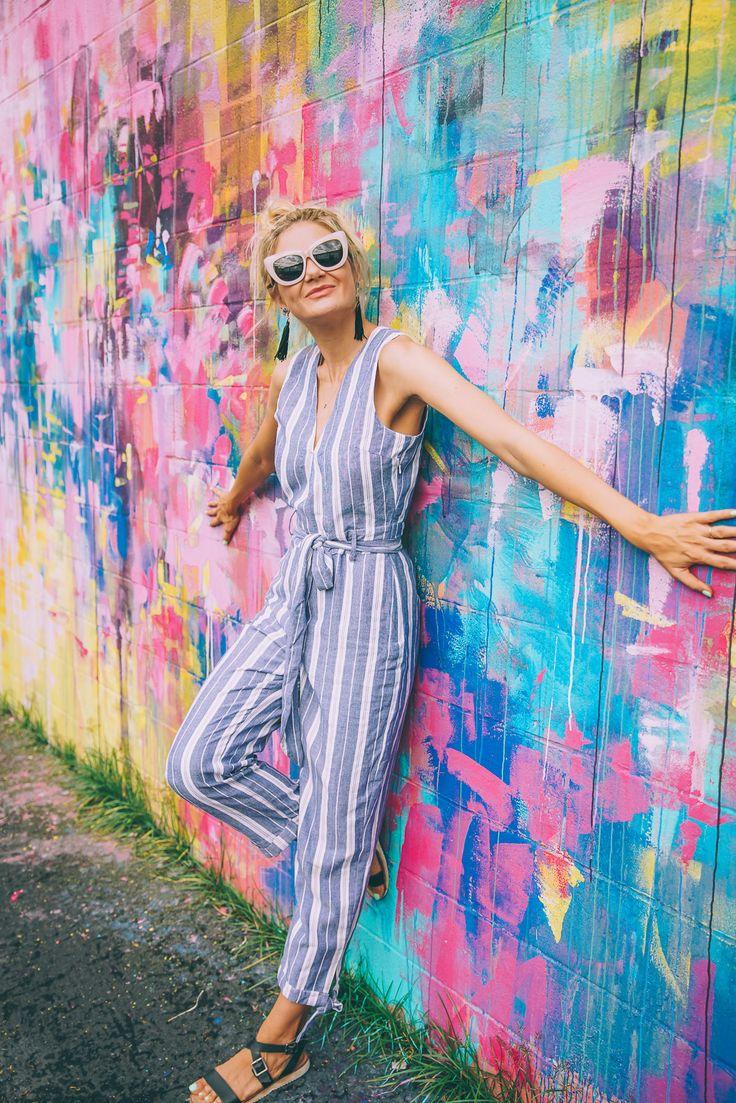 Tularosa Jumpsuit | Barefoot Blonde | Bloglovin'