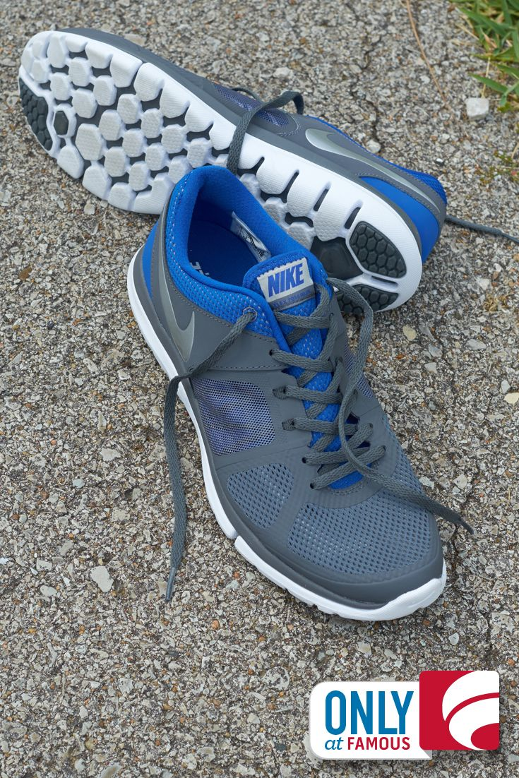 Kick start his back-to-school style with Nike Flex running shoes.