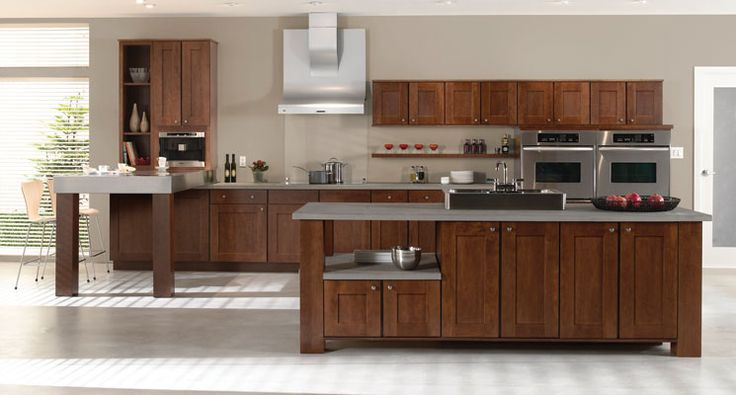 how to install kitchen cabinets video 20 best mid continent cabinetry images on 8699