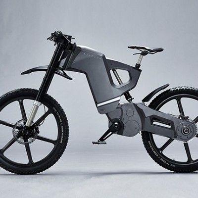 Le Trefecta DRT se situe entre un BMX et une Buell, une Tesla et un deux-roues. C'est un vélo électrique qui brouille les lignes entre ebike et moto électrique. Construit pour la route comme pour les sentiers, il est susceptible d'inspirer un nouveau segment de vélos électriques et de motos.  Le Trefecta DRT est un e-bike haute performance, alimenté par un moteur électrique de 4 kW et une batterie de chargement rapide lithium-ion.