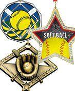 Softball Trophies & Awards