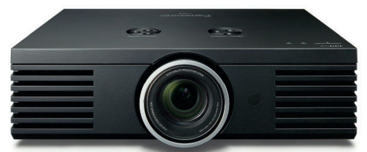 Panasonic PT-AE4000U 1600 Lumen LCD Home Theater Projector. Panasonic; projector; widescreen.
