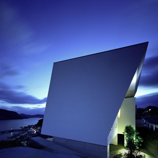 I-house by Masahiko Sato: Contemporary Architecture, Spaces, Interior, Favorite Places, Japan, Design, Nagasaki
