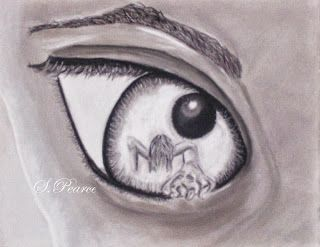 The eyes are the window to the soul and inside every soul is a part of you desperate to get out ...