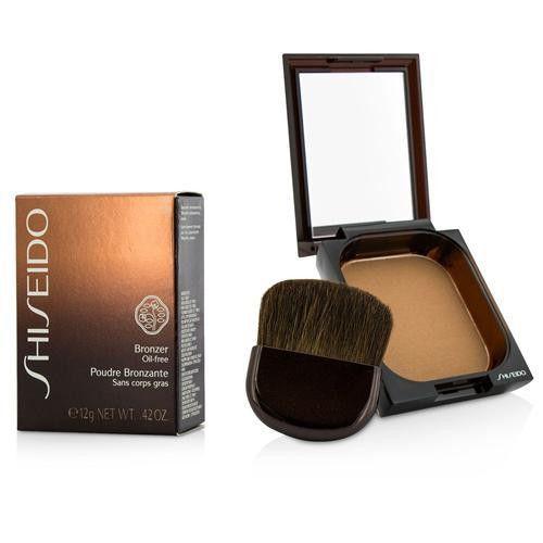 Shiseido Bronzer Oil Free - #2 Medium --12g-0.42oz By Shiseido
