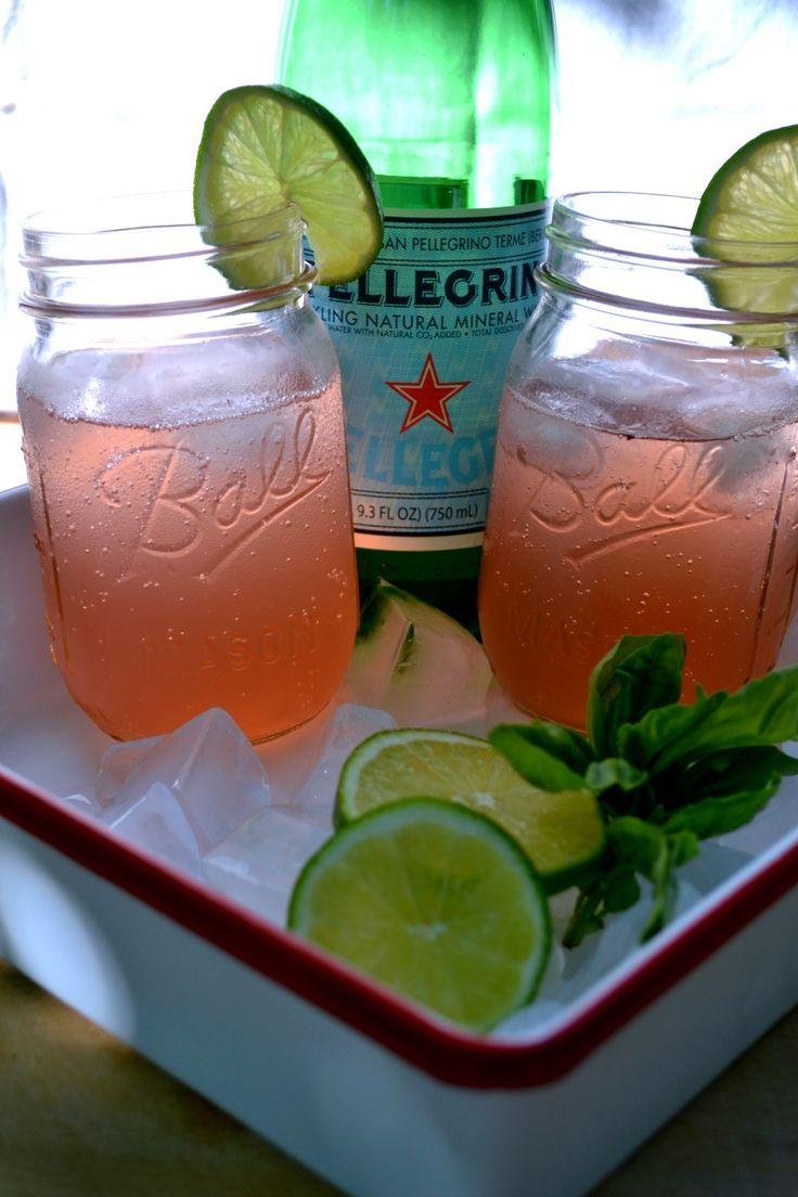 Watermelon-Basil Shrub (A Drink!) | Autoimmune Paleo