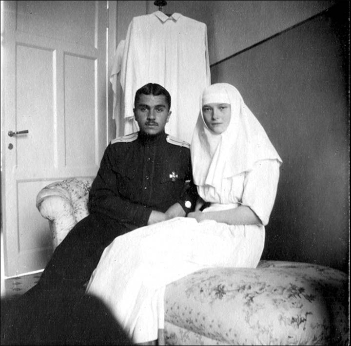 Private pictures of Russian Royal family, Grand Duchess Tatiana