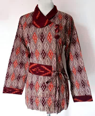 48 best model baju images on Pinterest  Batik dress Batik