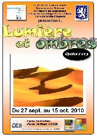 LUMIERE ET OMBRES C2 / C3 - [Centre Départemental de Ressources en Sciences de l'YONNE]