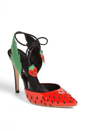 Alice + Olivia 'Daiquiri' Pump