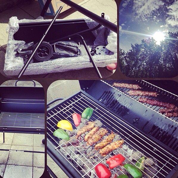 BBQ ready! #SummerLovin