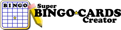 Bingo card generator! Input your own vocabulary words, numbers, or letters to create bingo cards for your class!