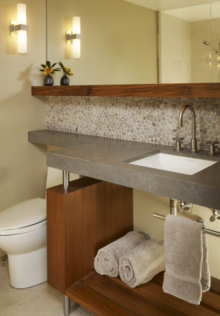 35 Best Bathroom Shelf Ideas For 2020 Unique Shelving Storage