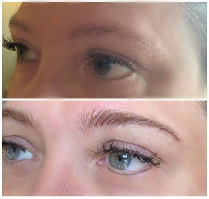 13 best permanent makeup by alana everett images on for Cosmetic eyebrow tattoo