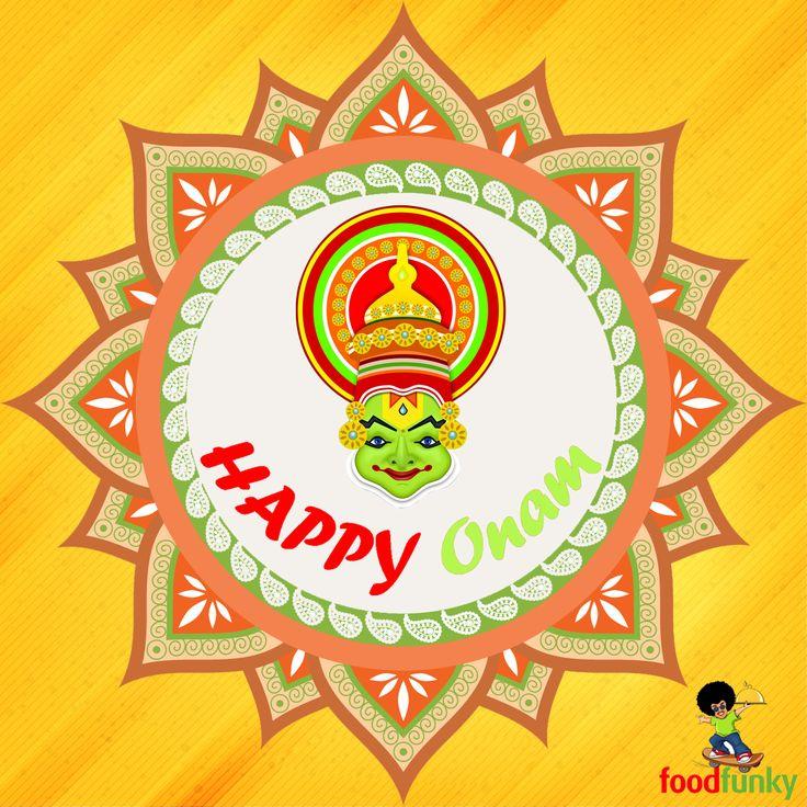 Wishing Everyone #HappyOnam.  #festival #happiness #joy #celebration
