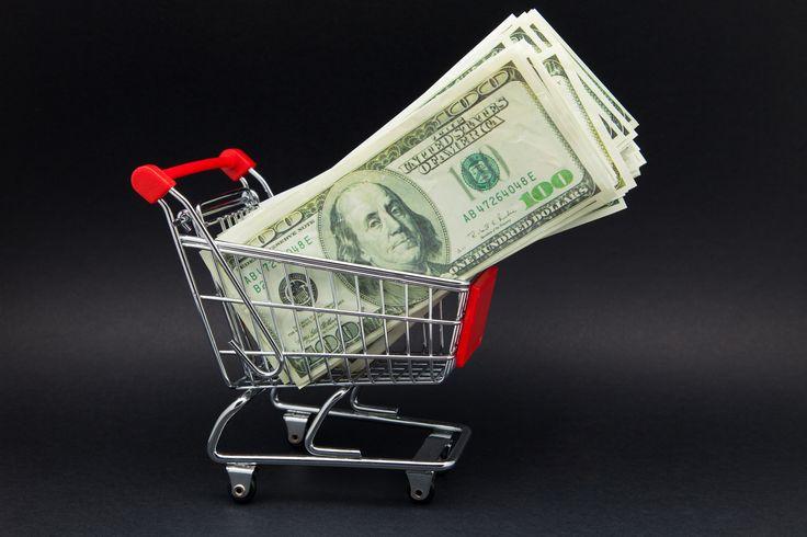 Cash back for online shopping