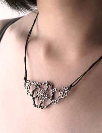 Marine necklace by Chia Wei