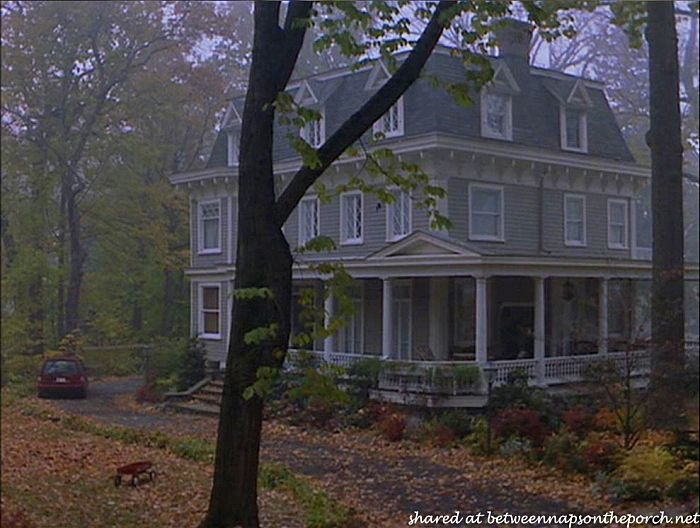 House In Stepmom Movie Is Real, Take The Tour-can you tell I'm in love with this house??!!