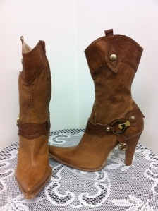 soft leather boots by Tango ~ via Sisters