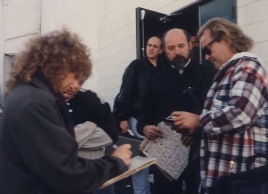Lou Gramm, Acklee King, Mick Jones photo: Lou Graham and Mick Jones Foriener.jpg
