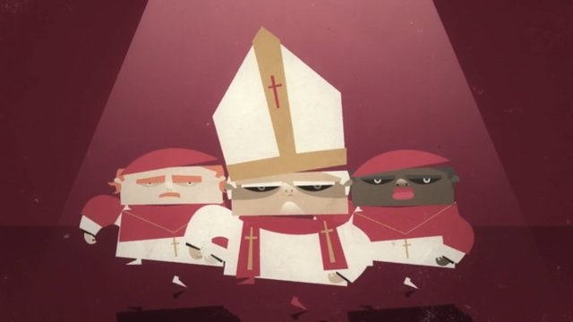 Tim Minchin - Pope Song by Fraser Davidson. My friend Tim recently recorded his own tribute to Pope Benedict XVI in time for his state visit to the UK. I animated it.  if you don't like bad language don't listen ...(really funny)