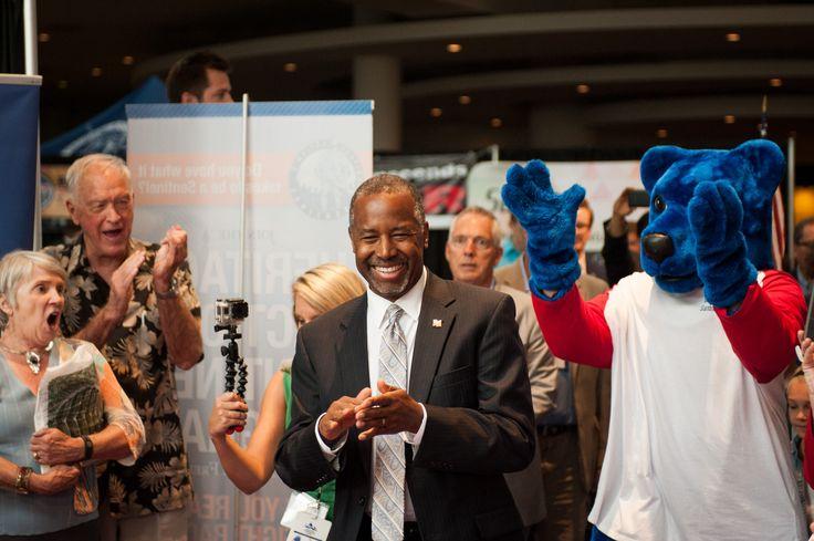 Ben Carson, Carly Fiorina Top Denver Conservative Summit Straw Poll; Jeb!, Rubio Tank