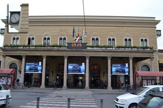blogdetravel: Jurnal de călătorie, Italia 2015 - Bologna, la gar...
