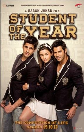 Our favourite BOLLYWOOD movies at FAB for 2012 so far. Which ones are yours?