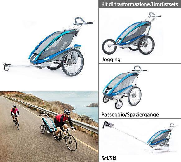 Carrozzina multifunzionale Thule Chariot CX 1 http://www.altoadige-shopping.it/info.php?cat=23&scat=270&prd=3486&id=10267